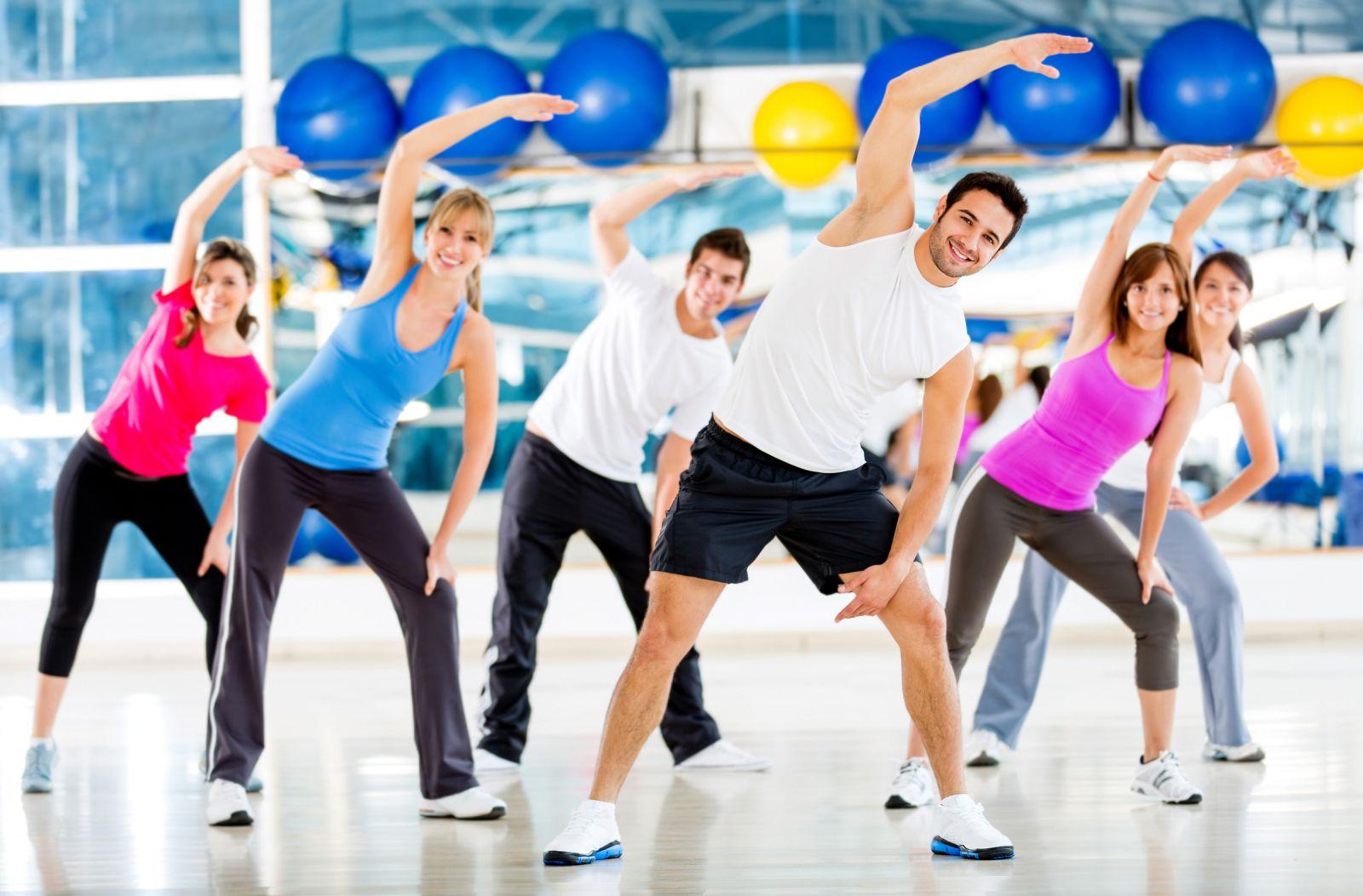 Tập luyện thể dục
